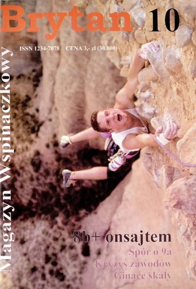 """""""Brytan"""" nr 10 (marzec 1996)"""