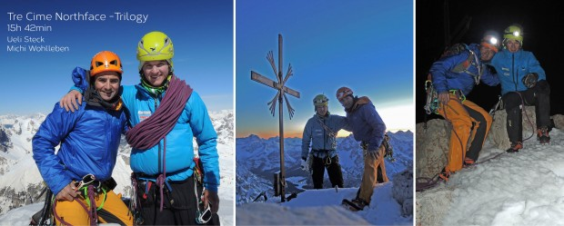 Zdjęcia szczytowe (fot. uelisteck.ch)