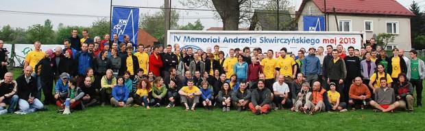 Uczestnicy MAS 2013 (fot. Ola Tyrna / MAS)