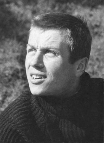 """Andrzej Mróz (fot. """"Taterniczek: nr 20, maj 1973)"""