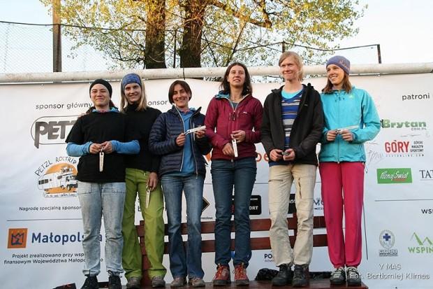 Najlepsze zespoły żeńskie (fot. Bartłomiej Klimas)