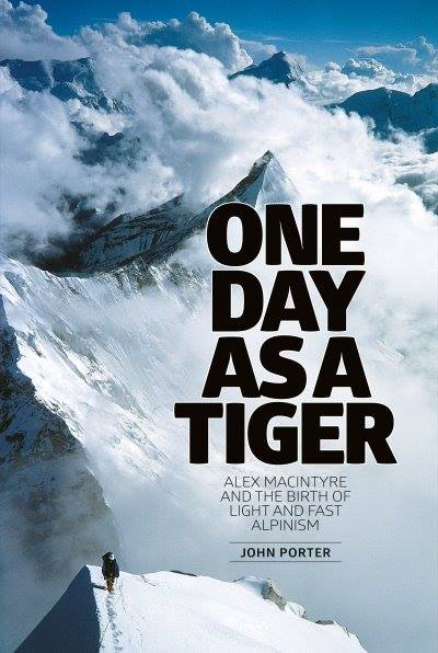 """One Day as a Tiger"" John Porter"