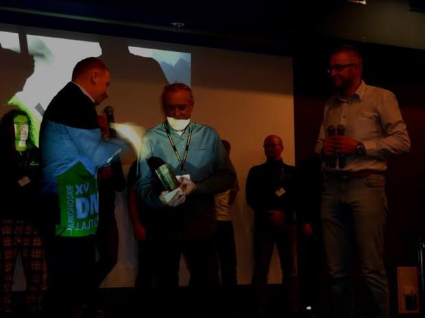 Nagroda Primus inter Pares dla Krzysztofa Wielickiego