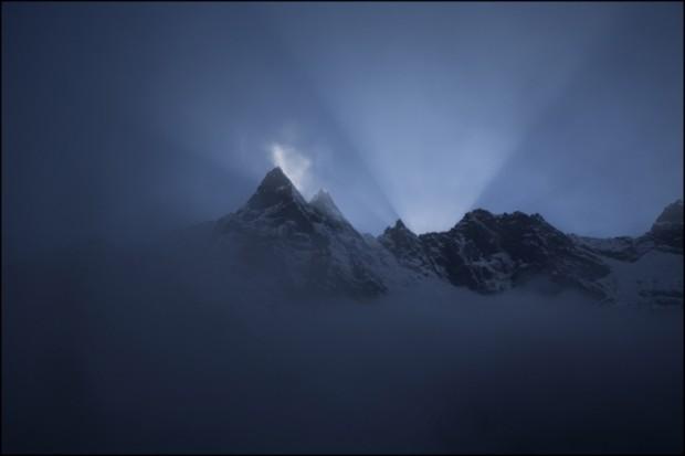 Searchlights - Paul Walton