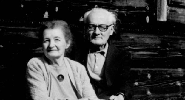 Zofia i Witold Paryscy