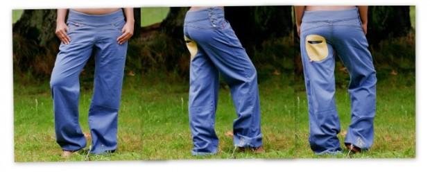 Spodnie MAYA