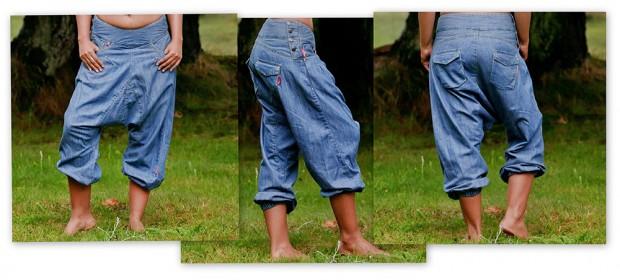 Spodnie CRAZY