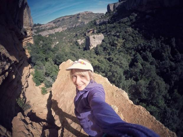Angela Eiter (fot. arch. A. Eiter)