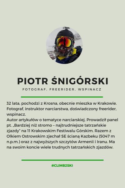 Piotr Śnigórski