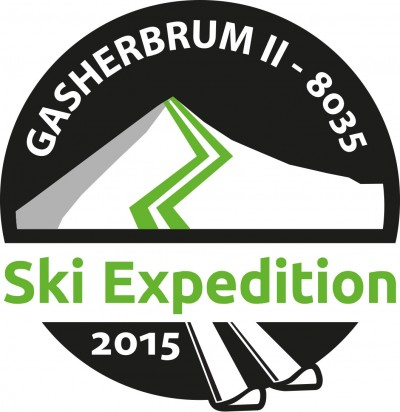 Gasherbrum II 8035 – Ski Expedition 2015