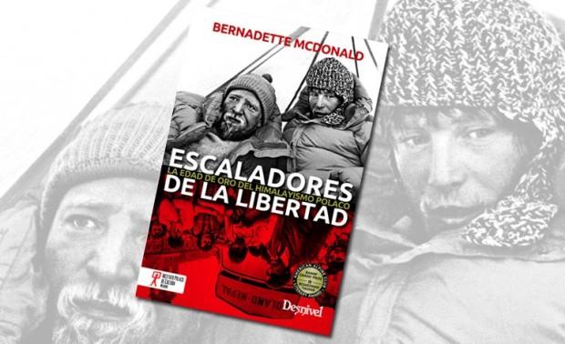 """""""Escaladores de la libertad"""", czyli """"Ucieczka na szczyt"""" w wersji hiszpańskiej"""