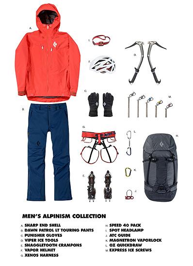 black-diamon-kolekcja-alpejska