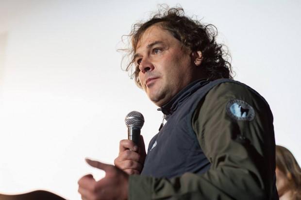 Filip Zięba wręczył Nagrodę Dyrektora Tatrzańskiego Parku Narodowego (fot. Łukasz Ziółkowski)