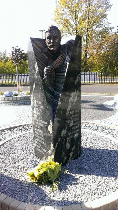 Pomnik Jerzego Kukuczki