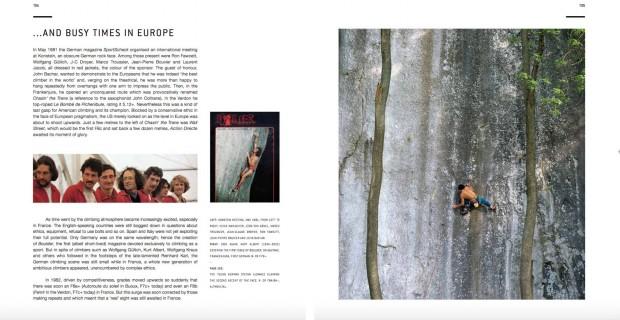 The 9th Grade, 150 Years of Free Climbing - rozkladowka