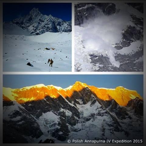 Klimaty po Annapurną IV