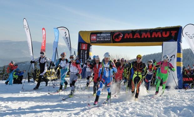 XVI Puchar Pilska w skialpinizmie (fot. Adam Podrez)