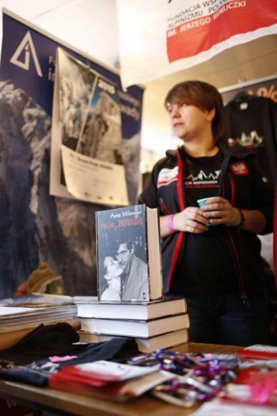 Książki były zawsze obecne na KFG (fot. Wojtek Lembryk)