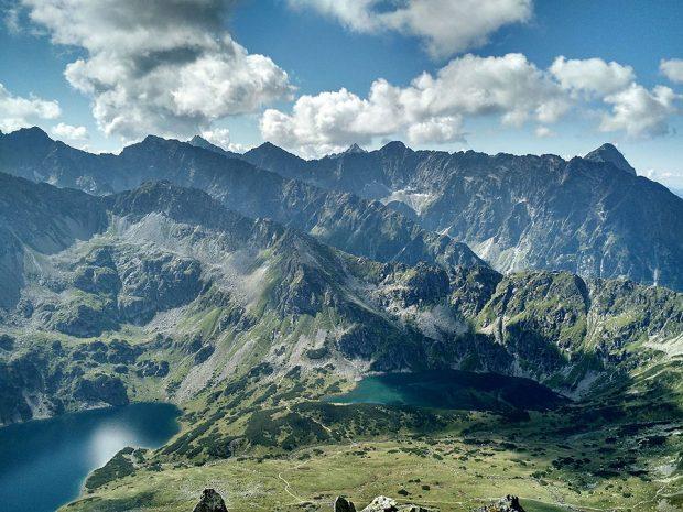 Szczyty z Koziego (fot. Michał Szuplak)