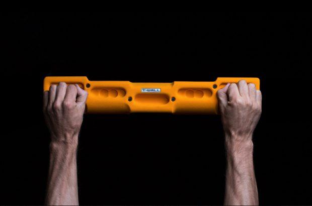 Siła palców (fot. T-Wall)