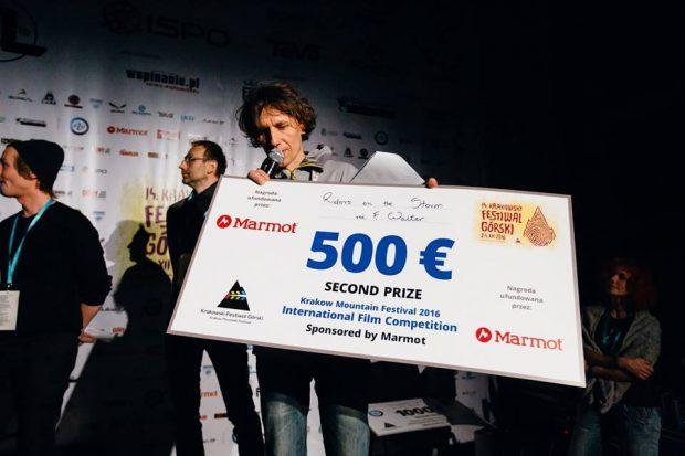 II Nagroda w Międzynarodowym Konkursie Filmowym (fot. Adam Kokot / KFG)
