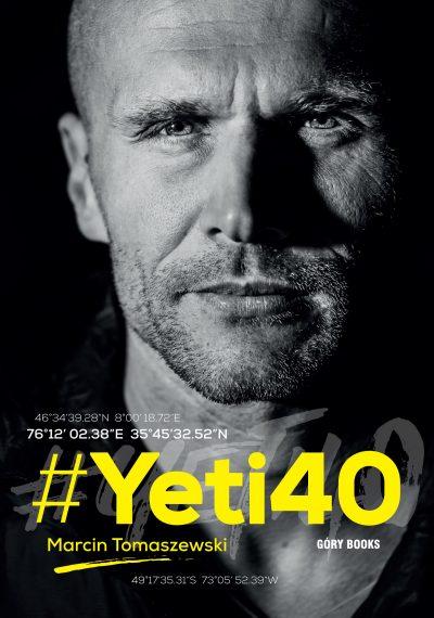 #Yeti40 (Marcin Tomaszewski) - okładka