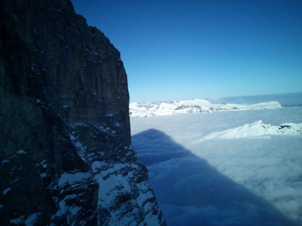 Cień wielkiej góry, Eiger