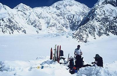 Mount McKinley (fot. Piotr Pustelnik)