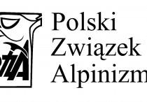 PZA (Polski Związek Alpinizmu), logo