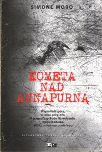 Kometa nad Annapurną - Simone Moro