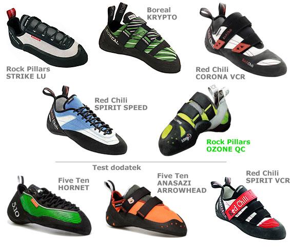 d6c14a71 Subiektywny test butów wspinaczkowych Konrada Ociepki wraz z dodatkiem