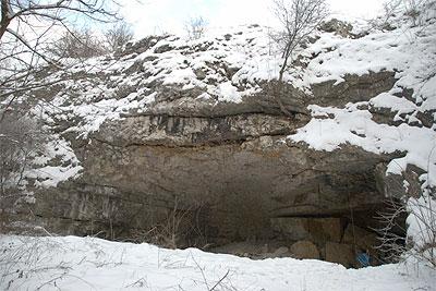 Jaskinia Jasna nad Wisłą