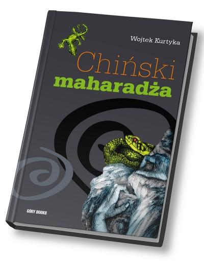 Chiński maharadża - Wojtek Kurtyka