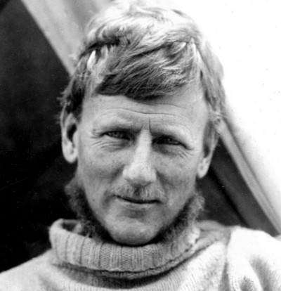Frank S. Smythe (fot. franksmythe.co.uk)