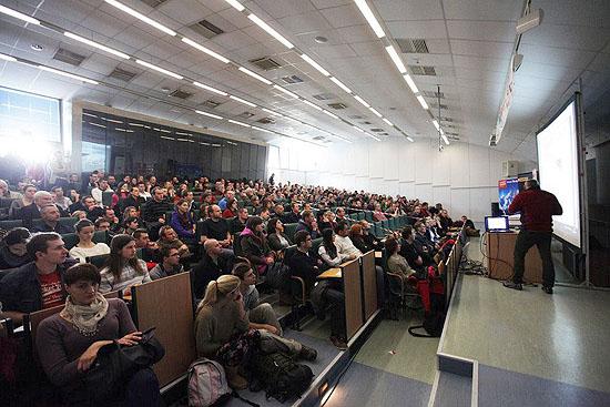 Warsztaty na 10. KFG (fot. Adam Kokot / wspinanie.pl)