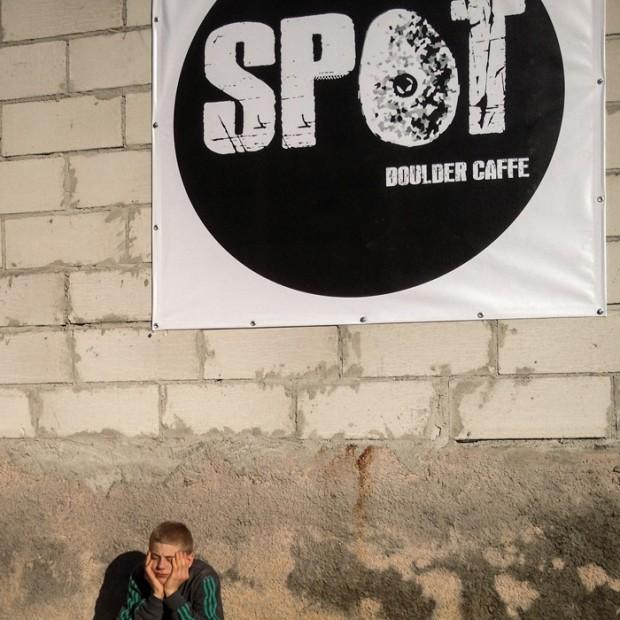 Spot boulder caffe (fot. Ewelina Malesa)
