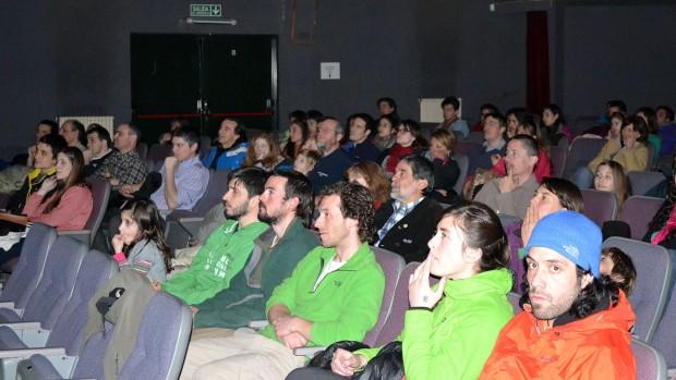 Festiwalowa publiczność w Ushuaia (fot. Paweł Majkut)
