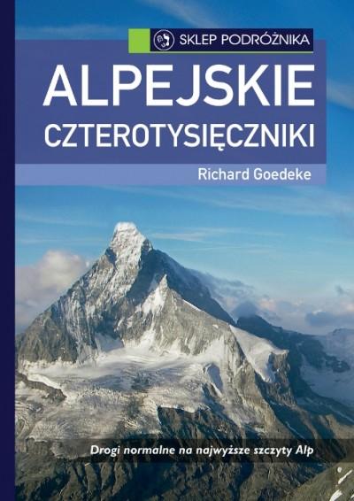 Alpejskie czterotysięczniki - Richard Goedeke, 2014