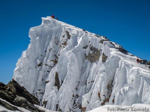 Główny wierzchołek Broad Peaka (fot. Piotr Tomala)