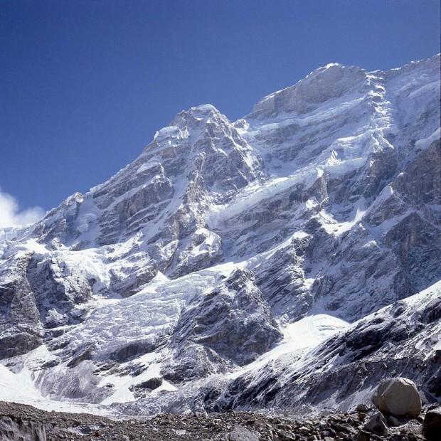 Ngadi Chuli (Peak 29) zdobyty przez wyprawę Szafirskiego w 1979 roku