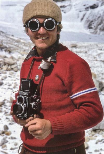 Ryszard Szafirski w latach 80. (fot. arch. R. Szafirski)