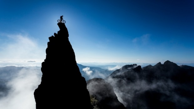 Danny MacAskill on the Inaccessible Pinnacle - Chris Prescott