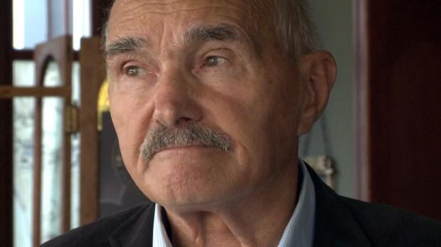 Lech Korniszewski (kadr z filmu Manaslu)