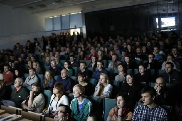Wykłady i warsztaty na KFG zawsze cieszą się dużym zainteresowaniem (fot. Wojciech Lembryk)
