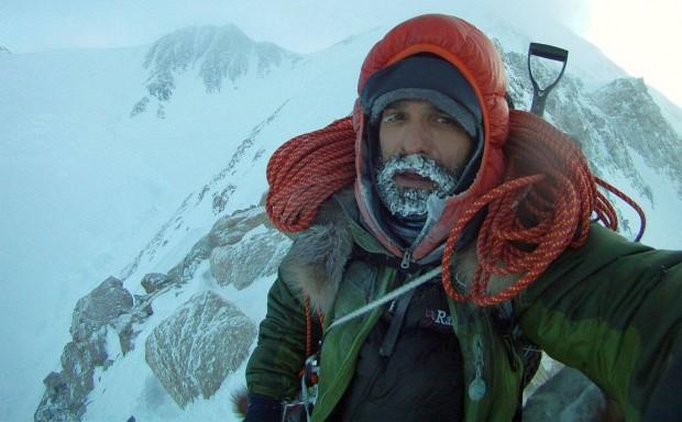 Lonnie Dupre  w drodze na szczyt (fot. oneworldendeavors.com)