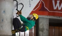 Angelika Rainer idzie po zwycięstwo w Saas Fee (fot. Mooser Philippe)