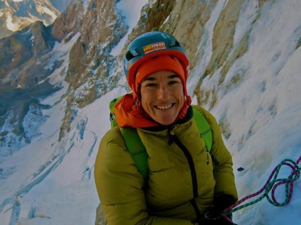 Elisabeth Revol  (fot. profil FB Czapkins)