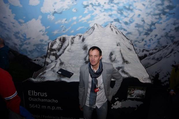 Denis Urubko (fot. Bartek Oczkowski)