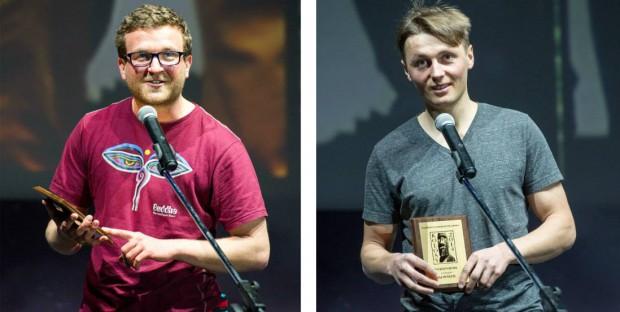 Olek Ostrowski i Andrzej Bargiel z kolosowymi wyróżnieniami za 2014 rok