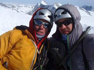 Maciej Bedrejczuk i Tadeusz Grzegorzewski